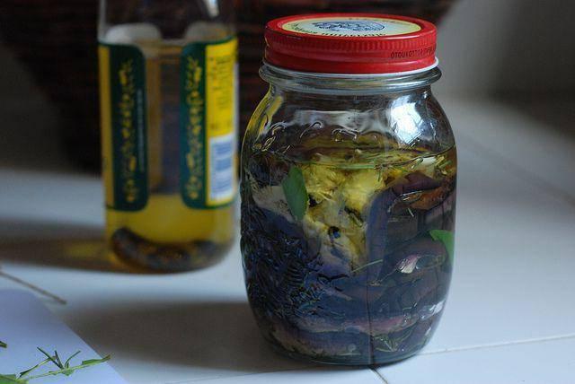 Лучшие рецепты вяленых баклажанов на зиму