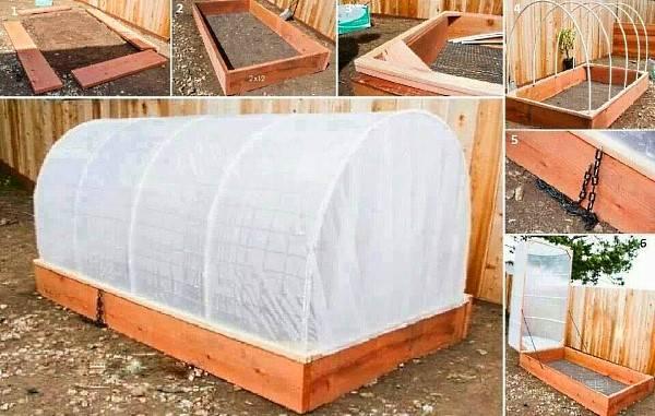 Балкон как грядка: особенности изготовления теплицы для рассады своими руками с фото и инструкцией