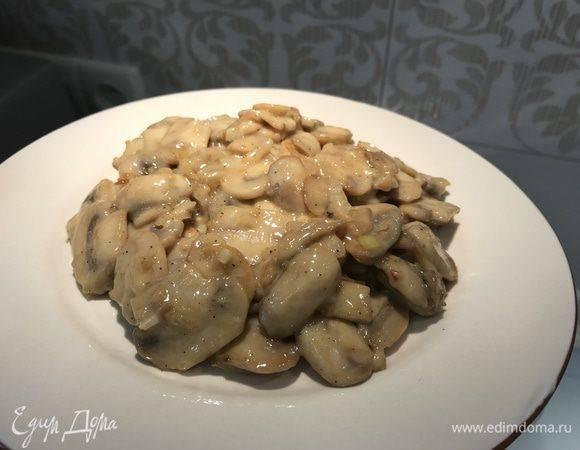 Как вкусно пожарить грибы на сковородке
