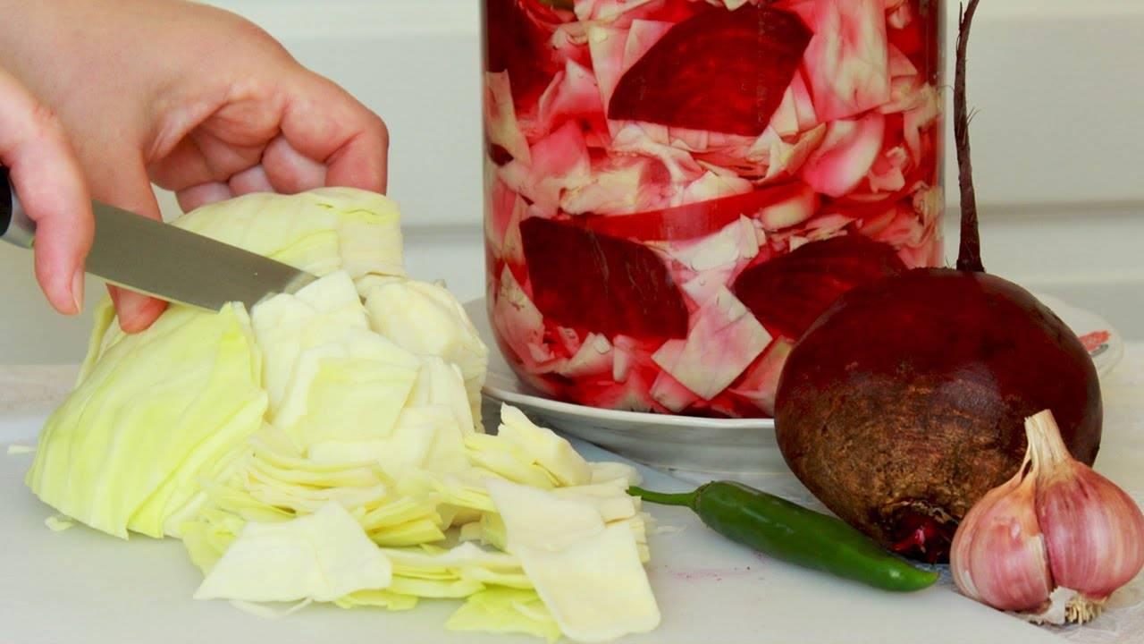 Популярные рецепты маринованной свеклы