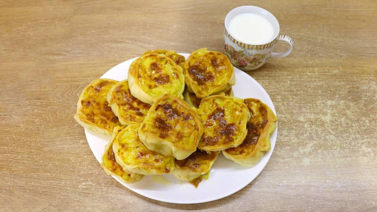 Шаньги с картошкой – нежные, как у бабушки. шаньги ржаные пресные с картошкой