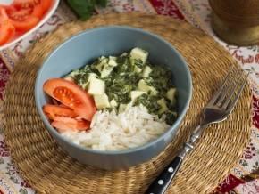 Блюда из шпината: 5 вкусных рецептов