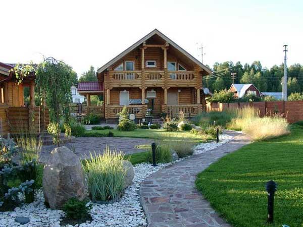 """Ландшафтный дизайн: деревенский стиль кантри. деревенский стиль в ландшафтном дизайне: создаем атмосферу """"единения с природой"""" садовый деревенский стиль"""