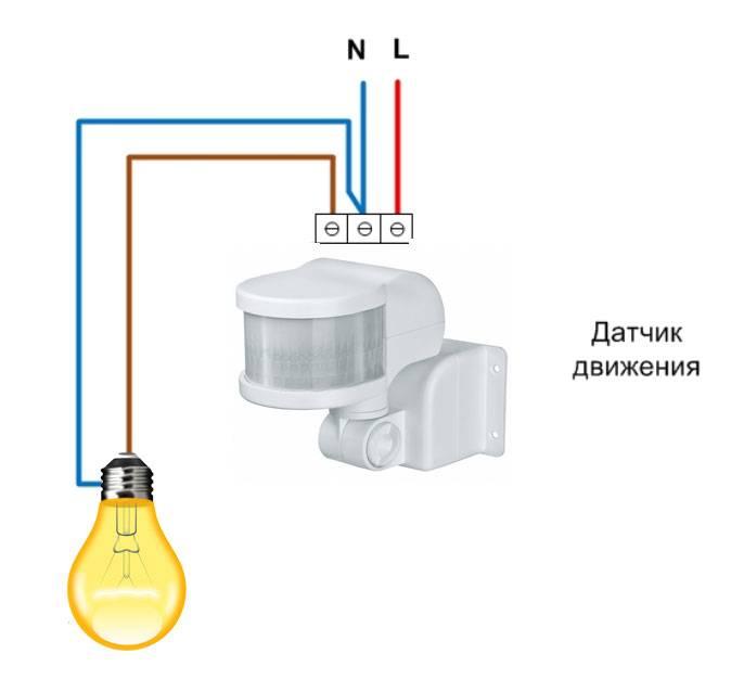 Выбираем датчик движения для освещения – что важно знать?