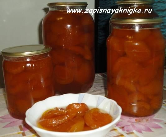 Варенье из абрикосов с косточками — 5 лучших королевских рецептов
