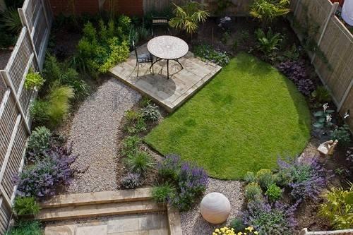 «легкий сад» или сад с неприхотливыми растениями. миф или реальность? сад для ленивых