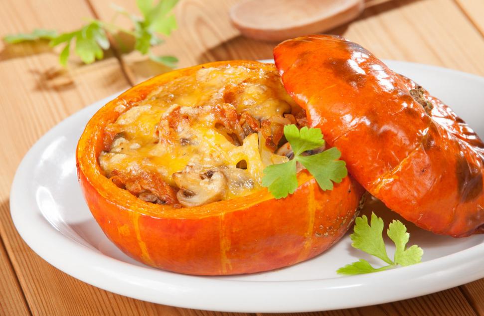 Тыква, запеченная в духовке — очень вкусные рецепты блюд из тыквы