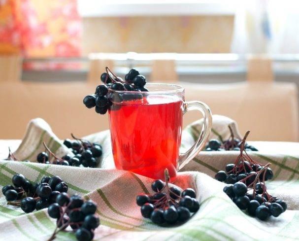 Рецепты заготовок и блюд из черноплодной рябины: полный гид