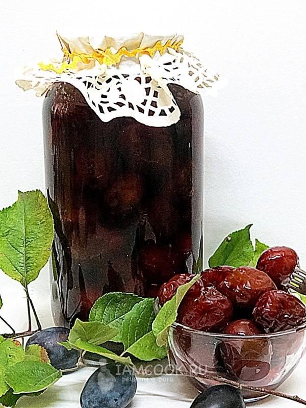 Сливы маринованные рецепт лучший быстрый. рецепты маринованной сливы на зиму