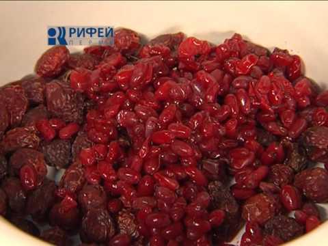 Заготовки на зиму из барбариса – варенье и мармелад вместо конфет