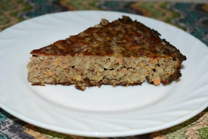 Запеканка из печени в духовке — пошаговые рецепты с фото, видео