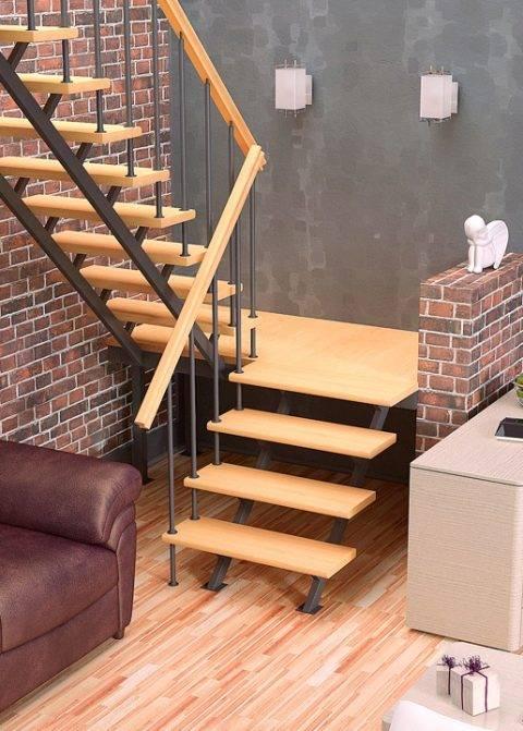 Межэтажные лестницы в частном доме своими руками. межэтажная лестница своими руками из дерева и металла: особенности монтажа и расчеты, фото, видео процесса