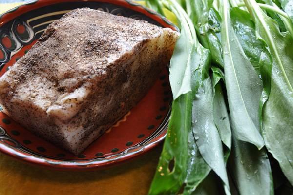 Простые рецепты приготовления черемши на зиму