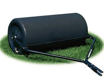 Как самостоятельно изготовить каток для дачного газона?