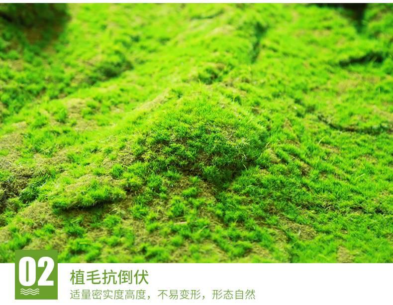 Декоративные камни с зеленым мхом, производитель китай, цена, видео