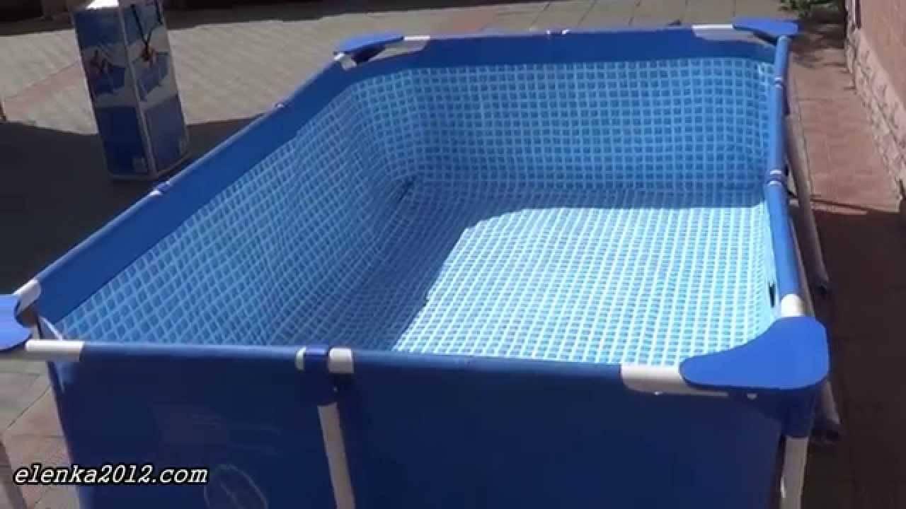 Как сделать каркасный бассейн своими руками: инструкции, советы, рекомендации