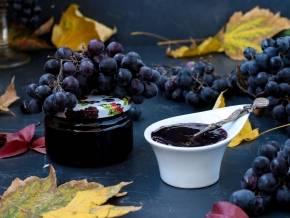 Виноградное варенье — рецепты с ароматом лета
