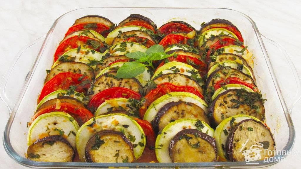 Антипасти в духовке — рецепт запеченных овощей по-итальянски