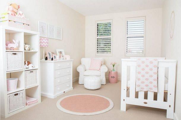 Дизайн и правила обустройства детской комнаты для новорожденного