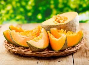 Употребление дыни при сахарном диабете 2 типа