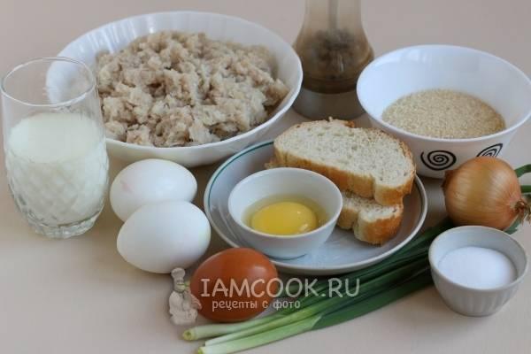 Быстрые и легкие рецепты приготовления рыбных зраз