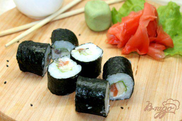 Несколько слов о японской кухне
