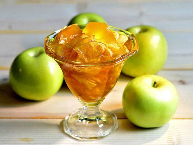 Варенье из яблок дольками прозрачное, быстрое и вкусное: 8 рецептов вкусного яблочного варенья
