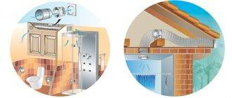 Устройство продухов в цоколе — правильная вентиляция