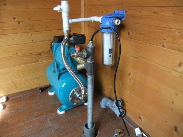 Как слить воду из системы водоснабжения на зиму