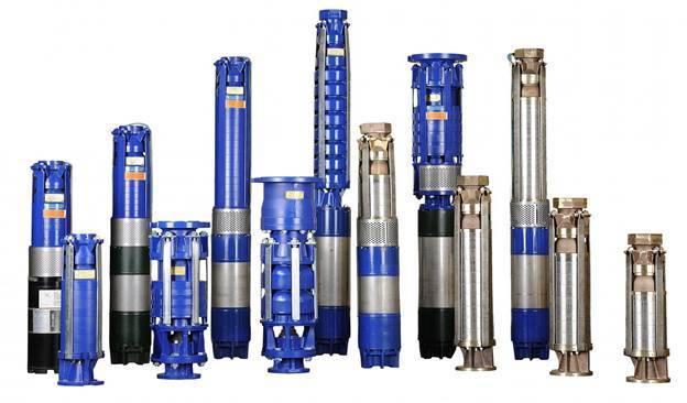 Поверхностный насос для скважины: что это такое, основные параметры для выбора