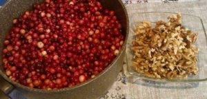 Рецепты клюквенного варенья на зиму