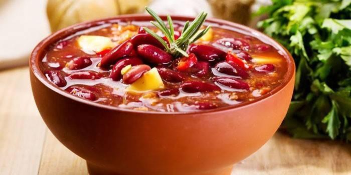 Суп из консервированной фасоли — простые рецепты приготовления вкусного супа