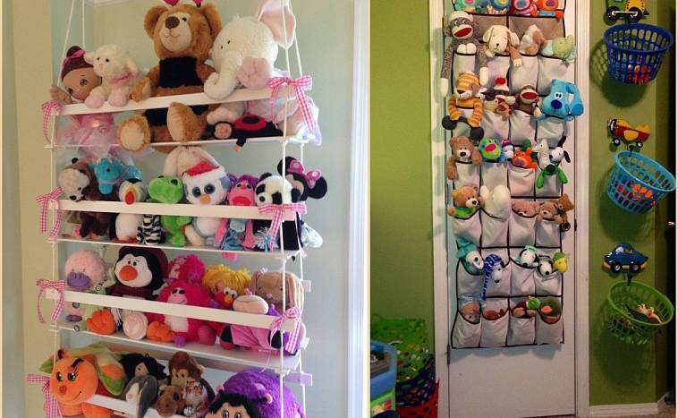Как хранить игрушки: безопасные и простые варианты