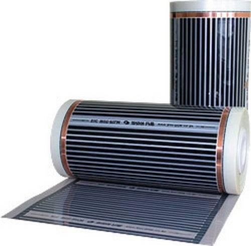 Ик-отопление: инфракрасные плёночные нагреватели для пола и стен