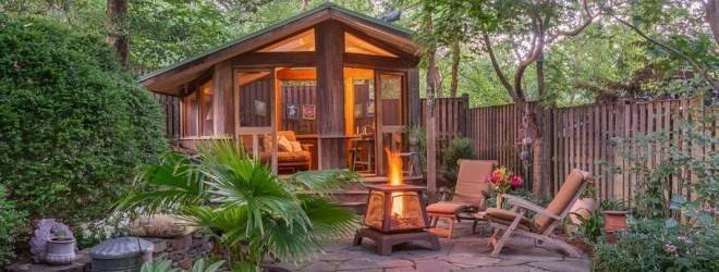 Красивый дачный участок: фото домостроений и ландшафтных идей