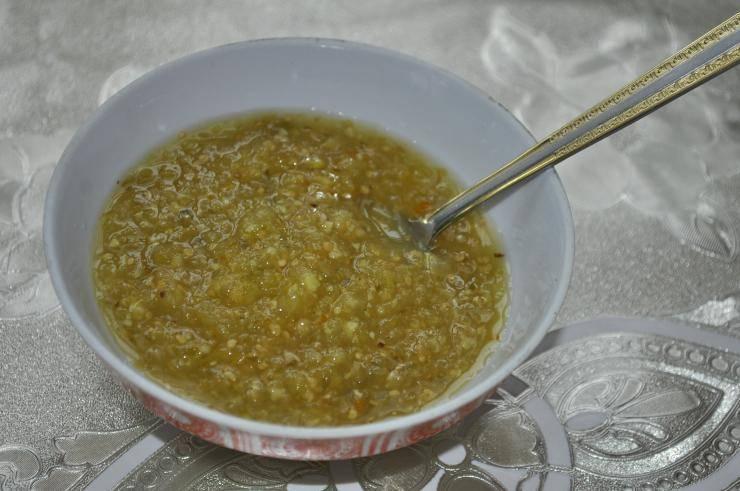 Варенье из зеленого инжира по-болгарски