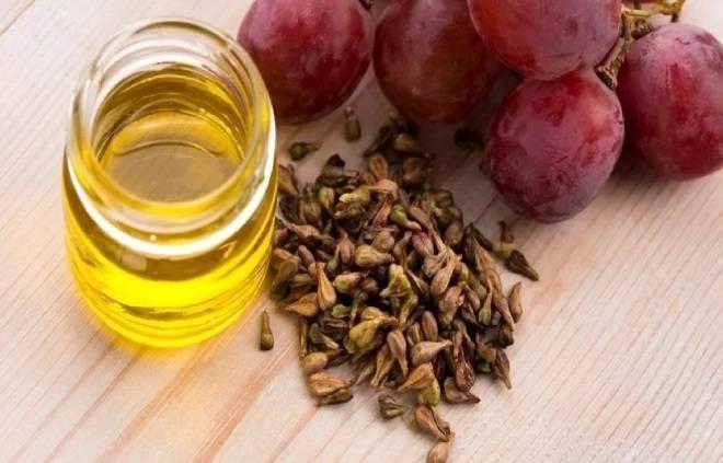 Масло виноградной косточки: свойства, применение для массажа, от целлюлита, растяжек, прыщей