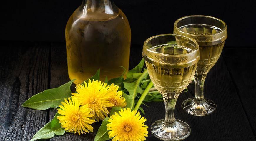 Секреты приготовления вина из одуванчиков
