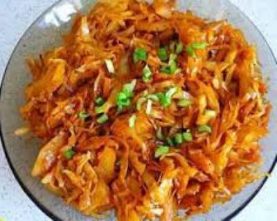 Тушеная капуста с фаршем — рецепты на сковороде и в мультиварке