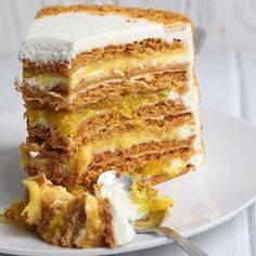 Торт с вишней: рецепты приготовления в домашних условиях с пошаговым фото