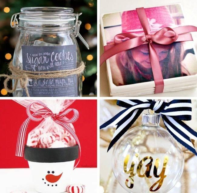 Какие подарки на Новый Год своими руками будут актуальны