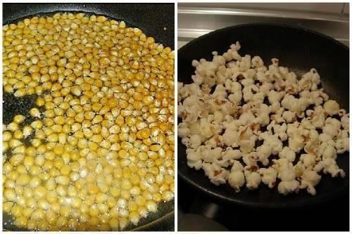 Особенности приготовления вкусных лакомств своими руками: как сделать попкорн из кукурузы в домашних условиях?