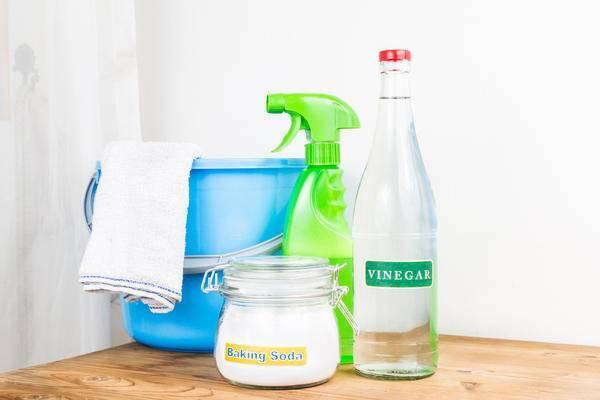 Как содой почистить вытяжку от жира и других загрязнений
