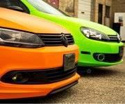 Революционный метод покраски авто – жидкая резина!