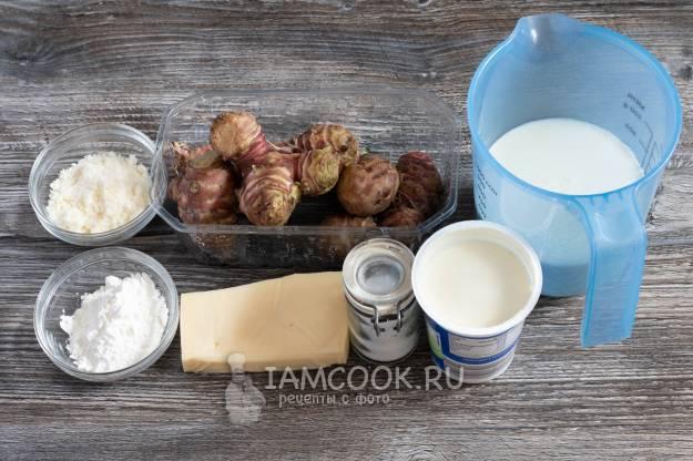 15 рецептов блюд из топинамбура: быстро и вкусно