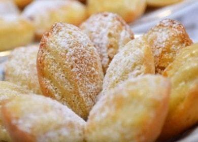 Пошаговый рецепт классического миндального печенья