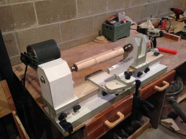 Какие необычные изделия можно сделать на токарном станке по дереву?