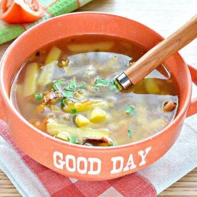 Суп рассольник на зиму – много рецептов, пошаговые фото