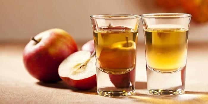 Домашний яблочный уксус для похудения. рецепты, рекомендации, отзывы