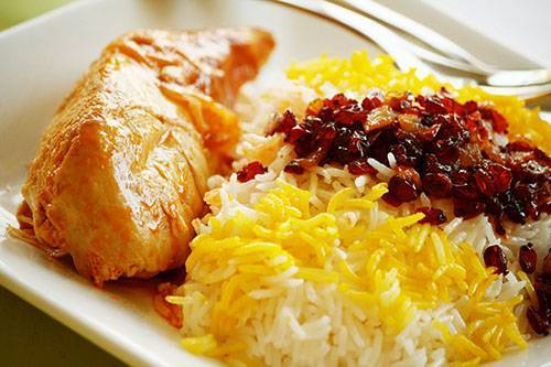 Блюда из барбариса рецепты